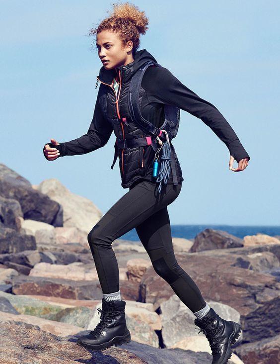 Pin by Manchita Manchita on Trekking | Climbing outfits, Summer .