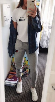 300+ Sweatpants Outfits ideas in 2020   sweatpants outfit, outfits .