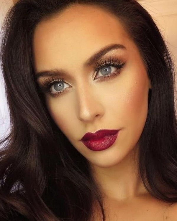 Eye Make up For Big Eyes & Celebrity Eyes Makeup Look   Celebrity .
