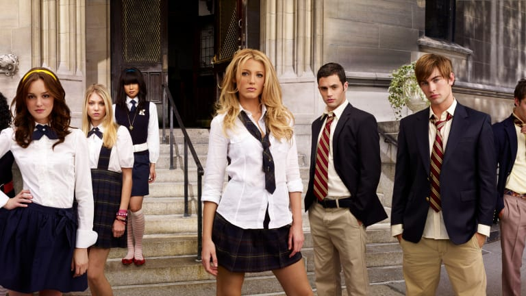 Reflecting on 'Gossip Girl' Fashion, Style and Clothes With Eric .