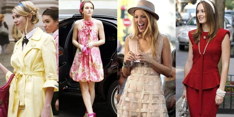 Best Gossip Girl Fashion - Best Fashion Moments on Gossip Gi