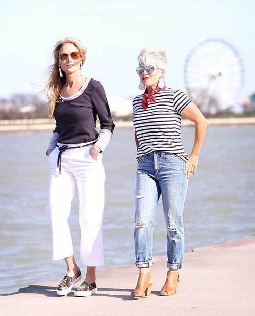 30+ Best Summer Outfits for Women Over 50 - Outfit Styl