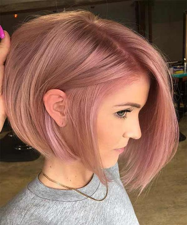 Popular 2019 Hair Color Trends For Wom