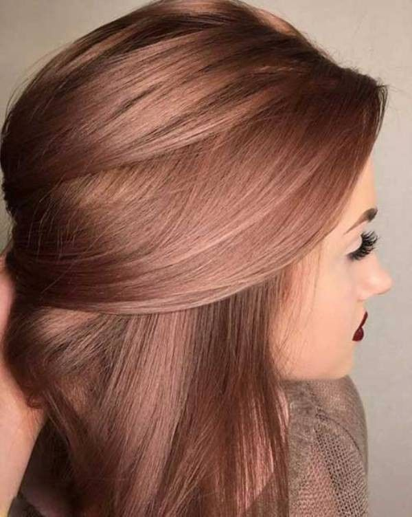 31+ Marvelous Hair Color Trends for Women in 2020 | Pouted.com .