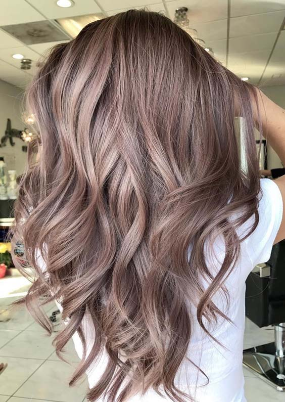 34 Flawless Summer Hair Color Trends for Women 2018 | Modesha