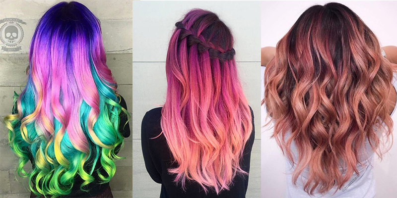 Spring Hair Color Trends 2018 For Black Women | | VIPbeauty Ha
