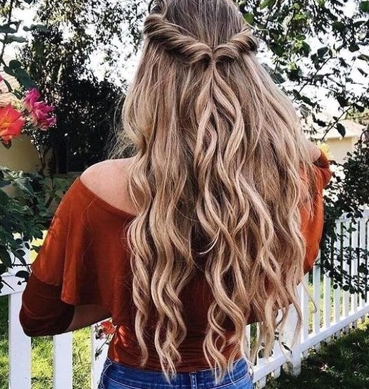 35 Cute Hairstyle For Teen Girls You Can Copy - HomeLove