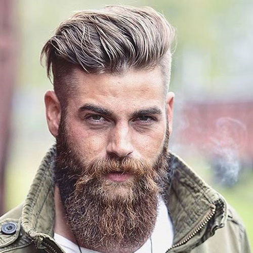 25 Best Hairstyles For Men With Beards (2020 Guid