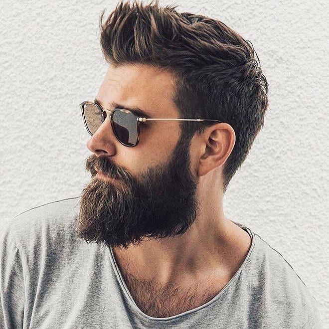 Top 30 Hairstyles For Men With Bear