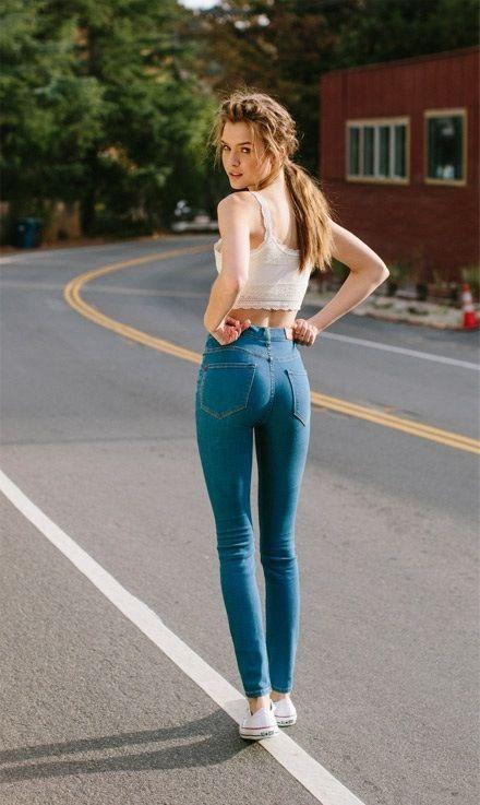 High Waisted Pants Outfits-20 Ways To Wear High Waisted Pan
