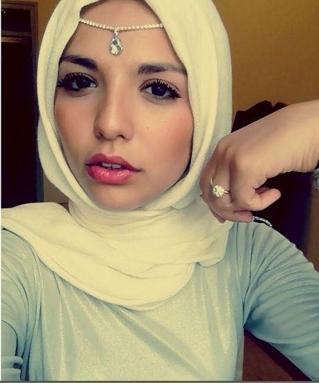 Hijab Accessories-25 ways to Accessorize Hijab With Jewelry .