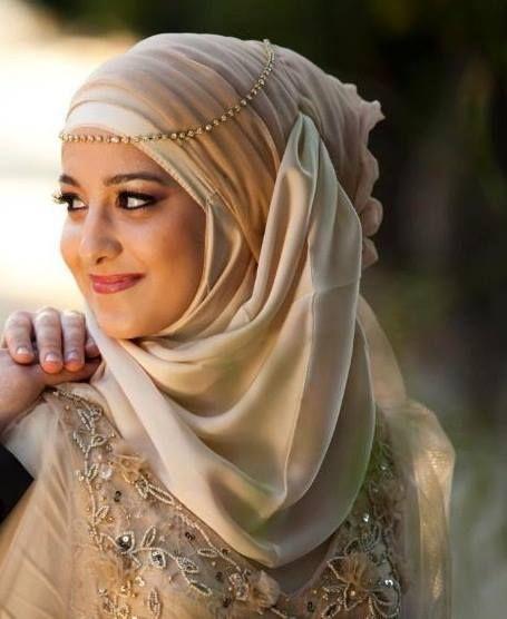 Hijab Accessories-25 ways to Accessorize Hijab With Jewelry   How .