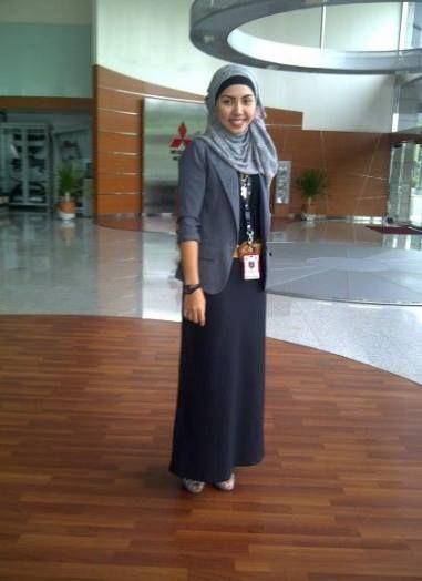 How to wear hijab fashion muslim women 24+ Super ideas | Office .