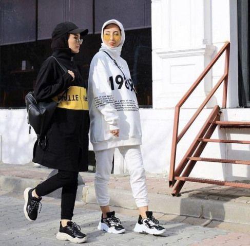 hijab #tenues #avec #hijab #hijab #hijab #swag in 2020 | Street .