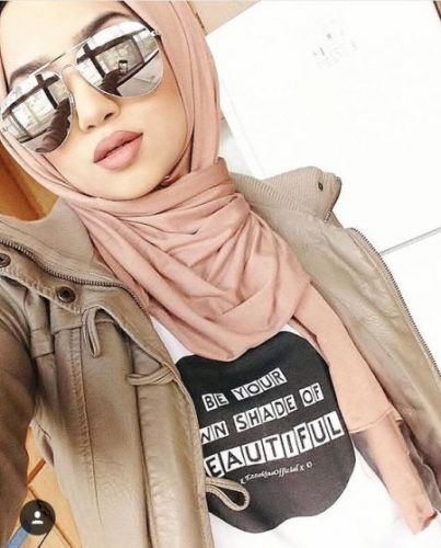 How to wear sunglasses with hijab | Hijab fashion, Fashion, Hijab .