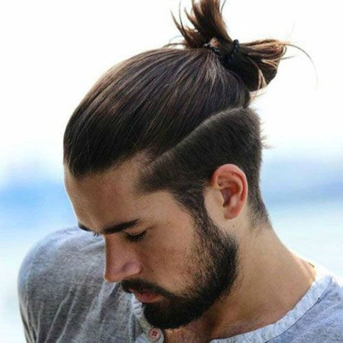 35 Best Hipster Haircuts For Men (2020 Guide)   Man bun hairstyles .