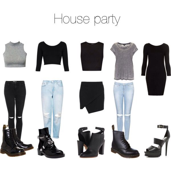 House party outfits   House party outfit, Casual party outfit .