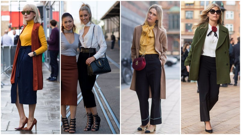 What to Wear to a Job Interview for Women - The Trend Spott