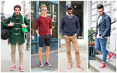28 Best Ideas on How to Wear Converse Shoes for Gu