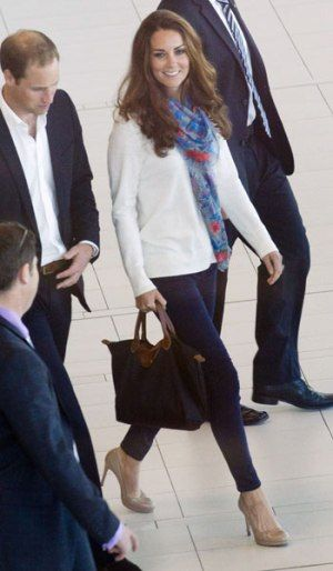 Duchess Kate Middleton's Travel Bag | Kate middleton style .