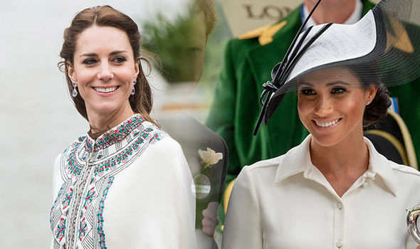 Meghan Markle: Travel trick copied by Kate Middleton during .