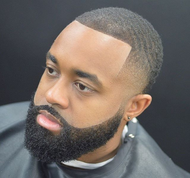 Pin on Black Men Beard Styl