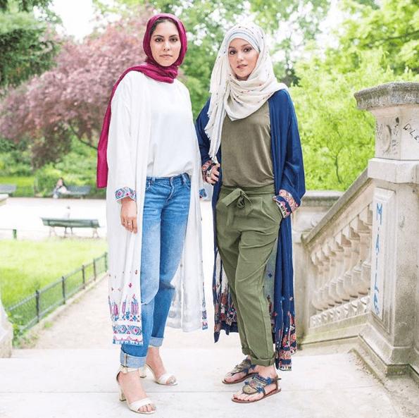 30 Latest Eid Hijab Styles With Eid Dresses-2020 Eid Fashion | Eid .
