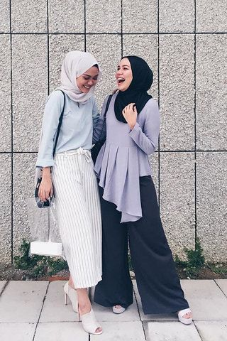 27 Stylish Hijab Outfit Ideas That Are in Line with the Latest .