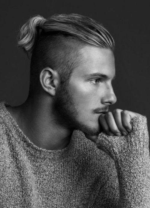 Boys Pony Hairstyles-18 Latest Pony Hair Styling Ideas Men | Beau