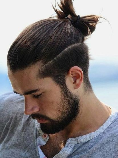 The Best Men's Ponytail Hairstyles For 2019 (26 Ultimate Picks .