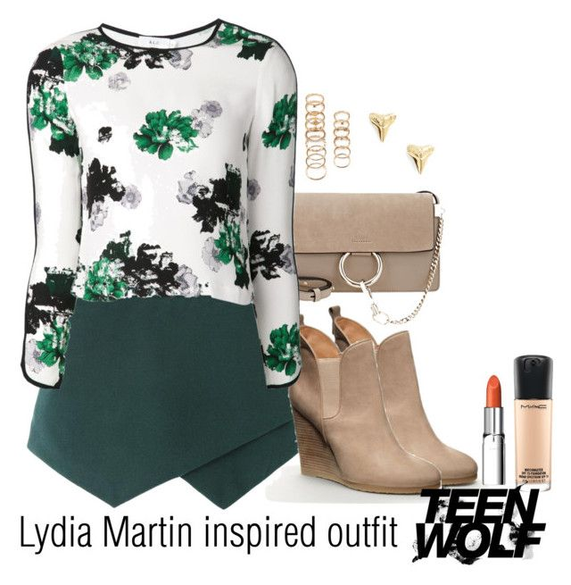 """Lydia Martin inspired outfit/TW"""" by tvdsarahmichele ❤ liked on ."""