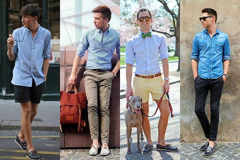 How to Wear Boat Shoes for Any Occasion - The Trend Spott
