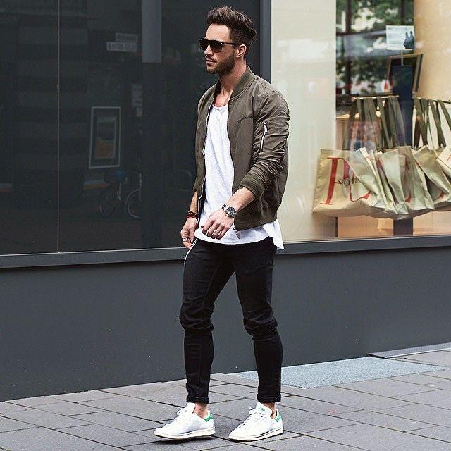 Daniel F. - Cool Cosmos | White jeans men, Street wear urban, Mens .