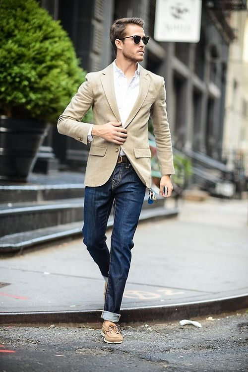 Mens Outfits With Sperry Shoes–22 Ideas On How To Wear Sperry .