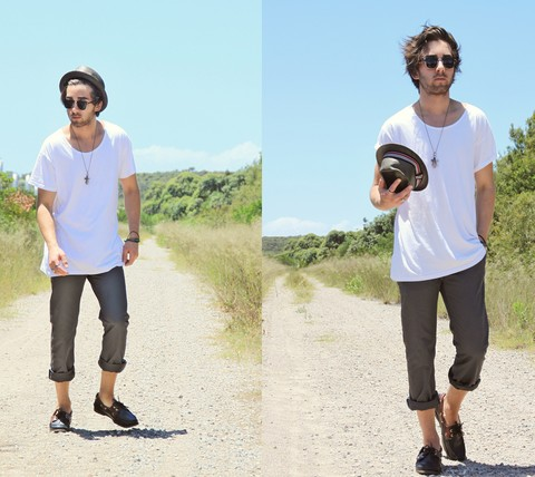 Outfit Ideas to Wear with Men's Sperry Sho