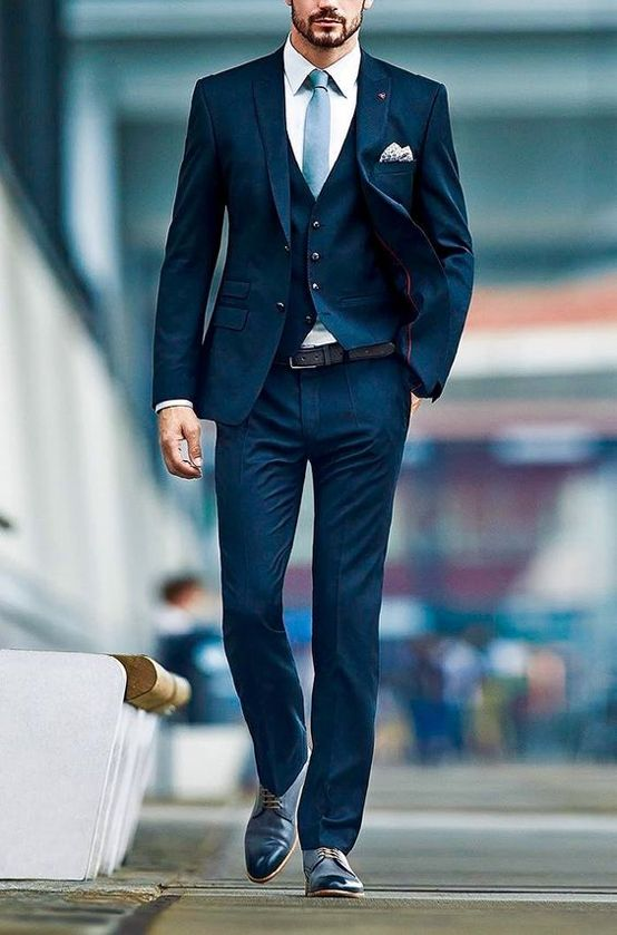 Men's Suits Combinations to Look More Gorgeous | Happy Day | Suits .