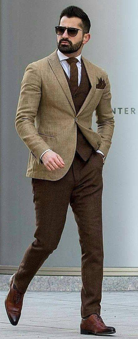 Stylish Suit Combination Ideas For Men | Designer suits for men .