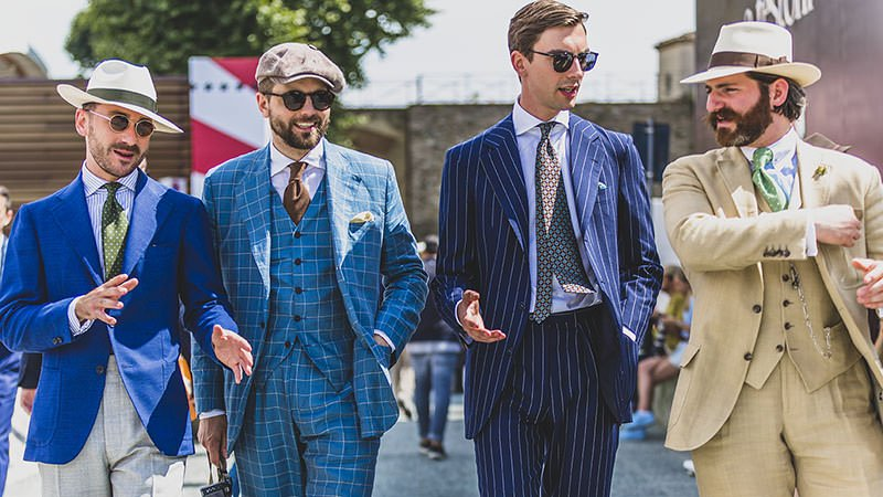 The Complete Guide to Men's Shirt, Tie and Suit Combinations - The .