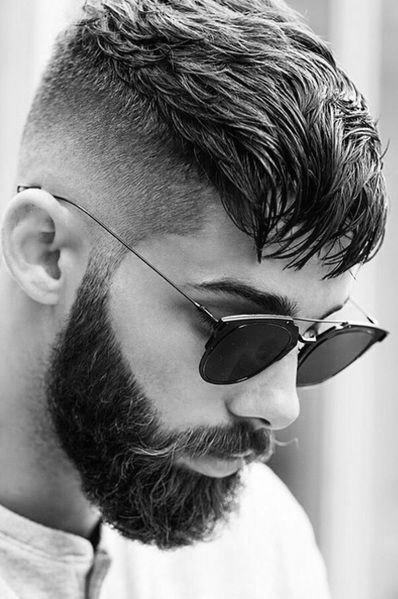 Undercut Hairstyle For Men - 60 Masculine Haircut Ide