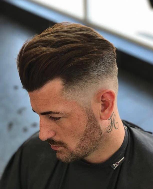 50 Trendy Undercut Hair Ideas for Men to Try O