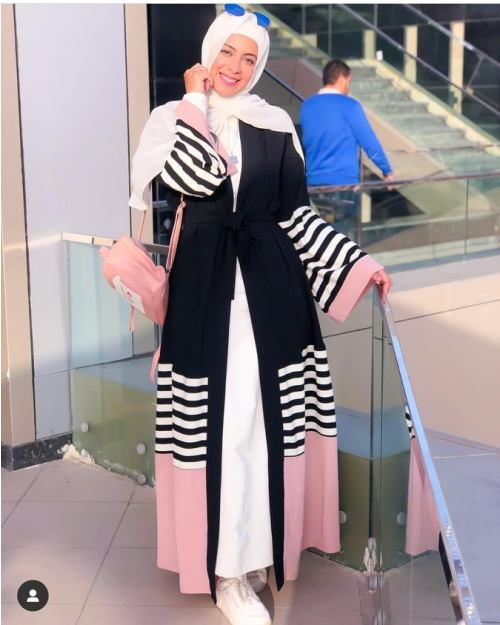 Abaya styles for Ramadan outings | | Just Trendy Gir