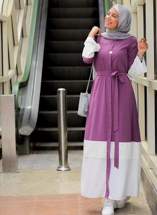 Abaya styles for Ramadan outings | Hijabista fashion, Muslim .
