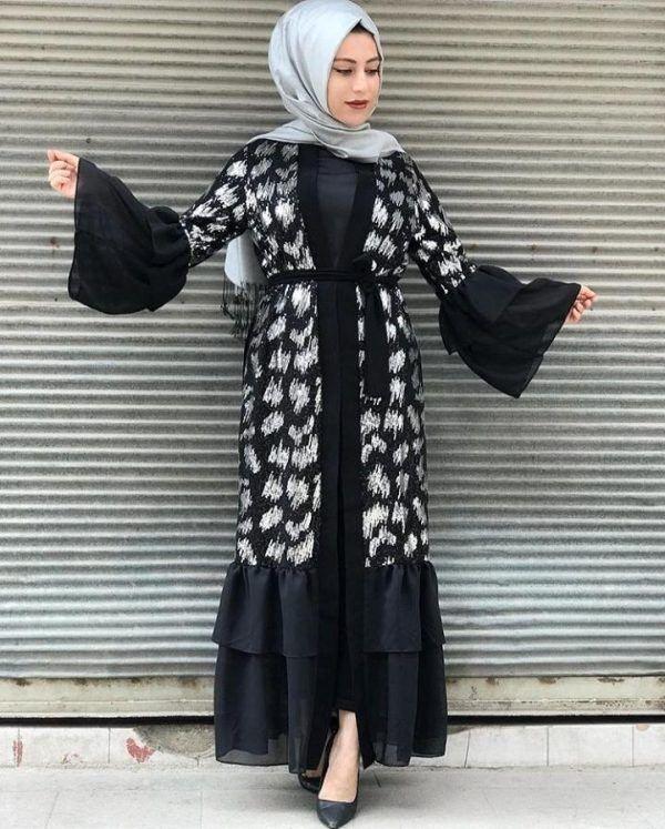 Modern Abaya Styles 2019 -50 Meilleures conceptions Abaya sur .