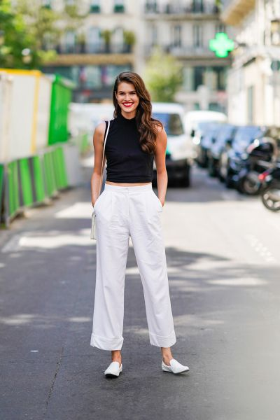 Modest Crop Top Outfits - 16 Ways To Wear Crop Tops Modest
