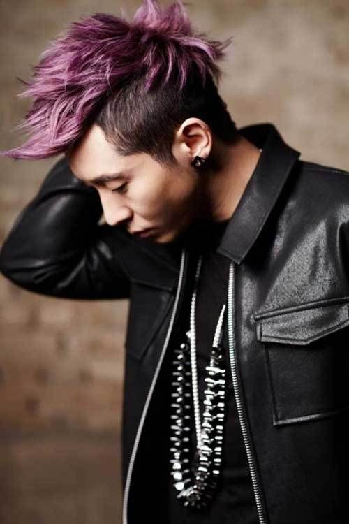 outfittrends: 20 Most Funky Hairstyles for Teen Guys and Men Swag Lo