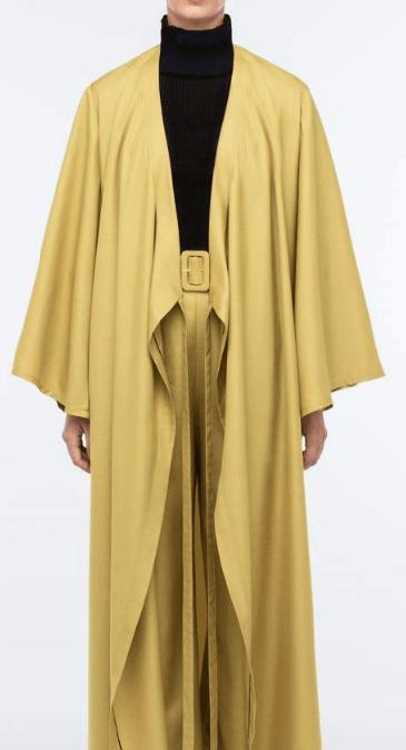 15 Most Popular Dubai Style embroidered Abayas | Muslim fashion .