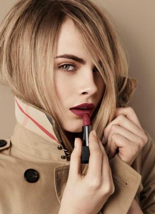 Most Pouplular Lipstick Fashion Trends for this Season | Burberry .