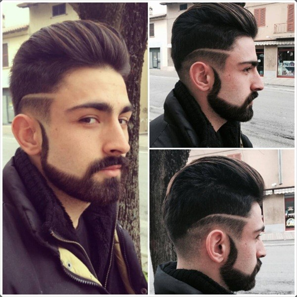 Mustache for Teenagers–18 Cool Mustaches Styles for Tee