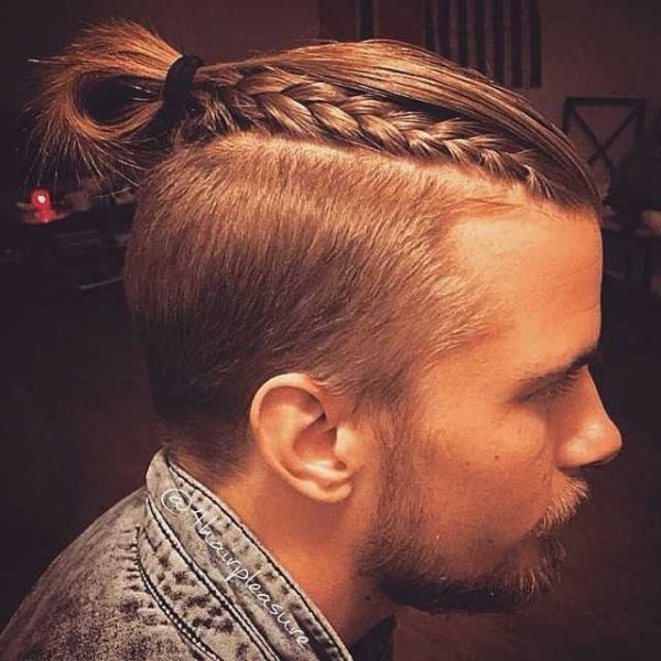 Men Braid Hairstyles-20 New Braided Hairstyles Fashion for M