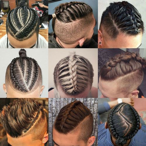 25 Cool Braids Hairstyles For Men (2020 Guide) | Cool braid .